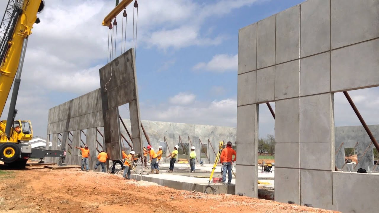 Basic knowledge about Concrete Tilt Panel System in Concrete Construction
