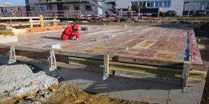 The Most Favorable Formwork for Multi-story Building